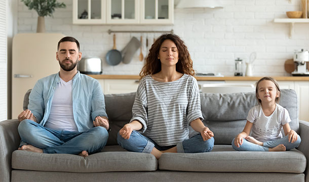 Practicing Wellness While You Stay at Home